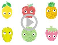 Splash Juice Shoppe–Animation