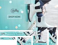 Zulily Banner Ads