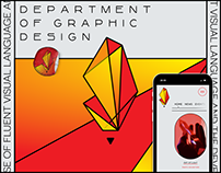 Department of Graphic Design | Branding, Webdesign