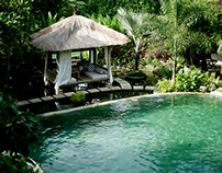 Taman Wana image design - luxury villas in Bali