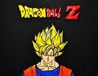 Plasticine Dragonball Z