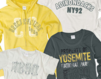 Womens Apparel Graphics Collection 3