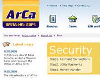 ArCa - Armenian Card