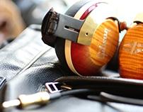 Gibson headphones