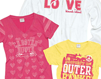 Womens Apparel Graphics Collection 4
