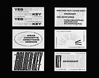 Key, Namecard
