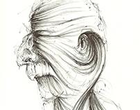 sketch of fuck art