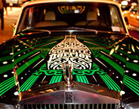 Societe Perrier - Rolls Royce