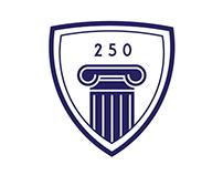 American Whig-Cliosophic Society 250th Anniversary Logo