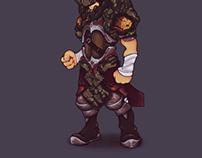 Concept Armor (2D)