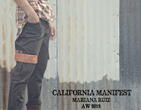 California Manifest Lookbook