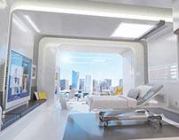 Med/Surg Patient Room
