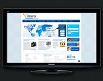 Inaco WebSite Redesign