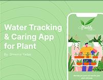 Plantify - A Plant Care App & UX Case Study