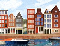A little bit of Amsterdam