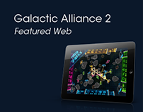 Galactic Alliance 2 for iPad 3 | Featured Web