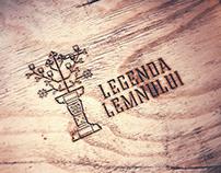 Legenda Lemnului Logo