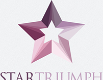 StarTriumph Logo Design