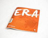 ERA Magazine Issue #1–Consumerism (Silver Addy Winner)