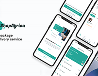 ShopAfrica: a package delivery service