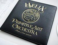 CD Sleeve Design for P.A.O.