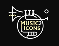 100 Free Music Icons | Blc Studio