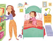 Illustrations for Textbooks