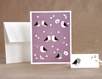 Greeting Cards for Picnic