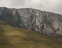Disappearing Snowdonia