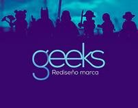 Rediseño Marca - GeeksEc