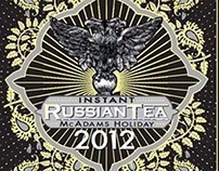 Russian Tea Label 2012