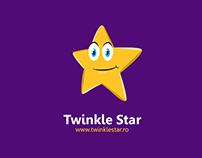 Twinklestar Logo redesign | WIP
