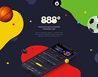 888.ru - betting app
