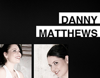 CV Design for Danny Matthews