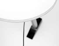 eLMNO swaying table lamp