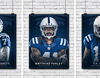 2017 Indianapolis Colts Phone Wallpapers