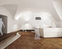 IN2 projekt powstał w pracowni Insidelab w Krakowie