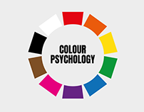 Psychology of Color in Graphic Design for Websites and
