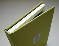 Green Book-Box, Packaging, Fine Art Handmade