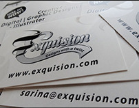 Exquision | Business Cards