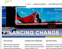 FMO - Financing change