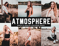 Free Atmosphere Mobile & Desktop Lightroom Preset