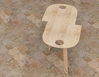 tito portable beach table
