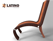"""Sillón """"Latino"""""""