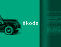 Skoda / Superb2 - Romanian Catalog