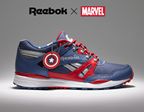 Reebok X Marvel Limited Edition Footwear