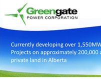 Greengate Power Website