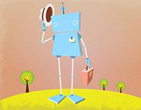 El robot vendedor viajero