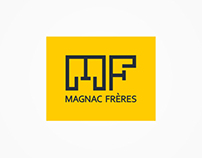 Magnac Frères / Corporate Identity