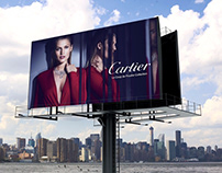 Brand Extension for: Cartier